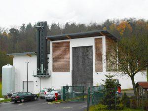 Heizzentrale JVA Adelsheim